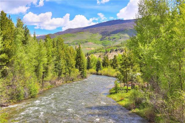 930 Blue River Parkway #912, Silverthorne, CO 80498 (MLS #S1014955) :: Dwell Summit Real Estate