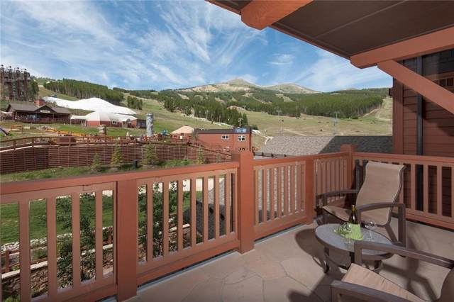 1521 Ski Hill Road #8301, Breckenridge, CO 80424 (MLS #S1014957) :: Resort Real Estate Experts