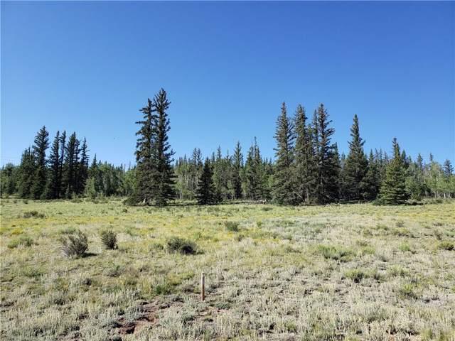 1163 Apache Trail, Como, CO 80432 (MLS #S1014967) :: Dwell Summit Real Estate