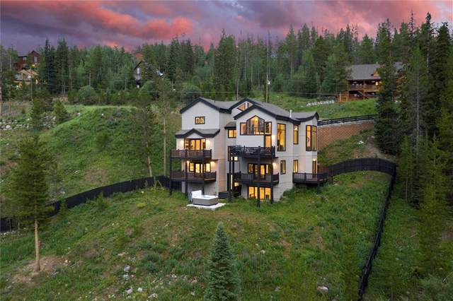 324 Blue Ridge Road, Breckenridge, CO 80424 (MLS #S1014970) :: Dwell Summit Real Estate