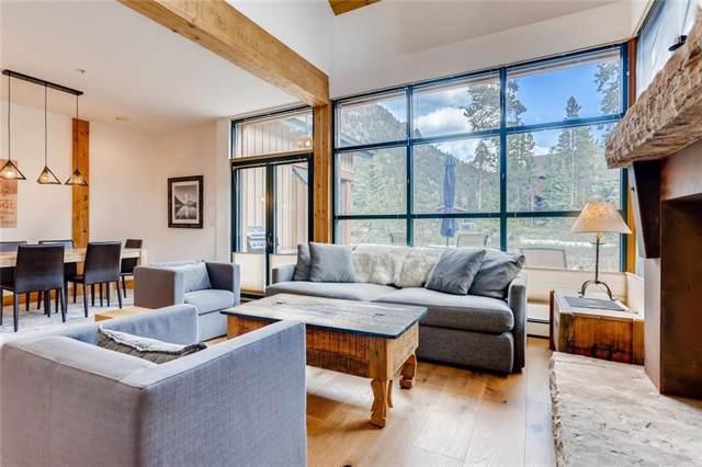 261 Alpen Rose Place #8715, Keystone, CO 80435 (MLS #S1014972) :: Resort Real Estate Experts