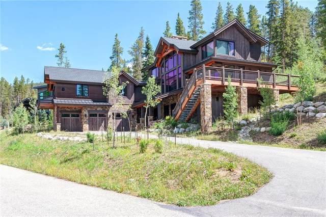 970 Forest Hills Drive, Breckenridge, CO 80424 (MLS #S1014975) :: Resort Real Estate Experts