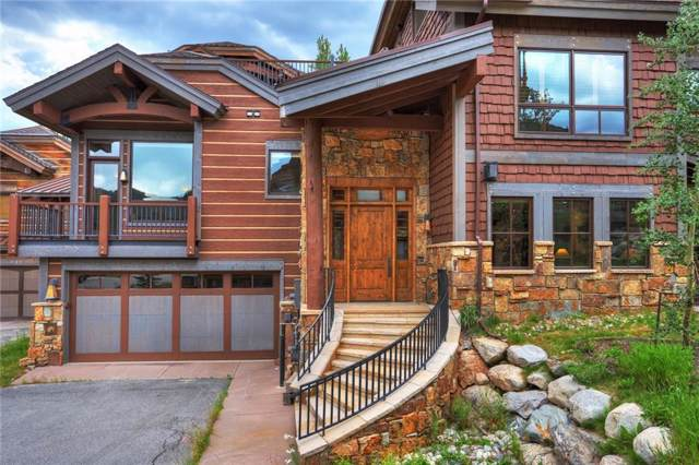 884 Beeler Place, Copper Mountain, CO 80443 (MLS #S1014992) :: Colorado Real Estate Summit County, LLC