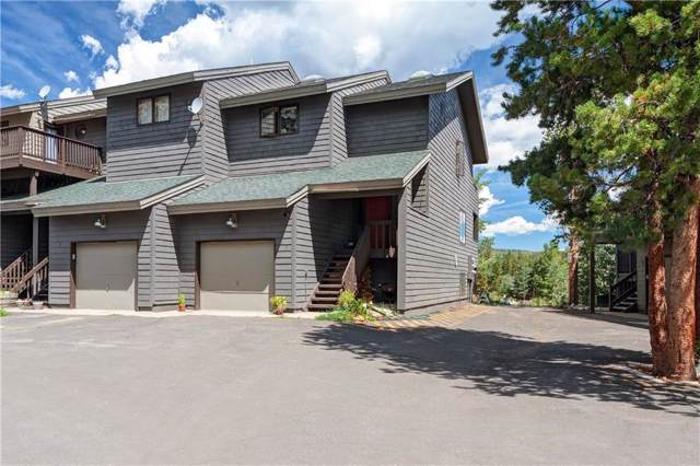 17 Mount Royal Drive L, Frisco, CO 80443 (MLS #S1014997) :: Dwell Summit Real Estate