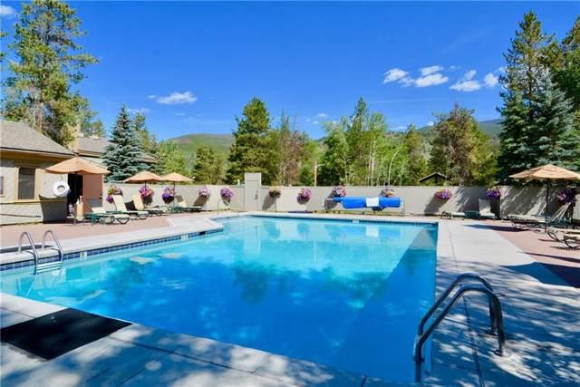 100 Wild Irishman Road #1115, Keystone, CO 80435 (MLS #S1015010) :: Dwell Summit Real Estate