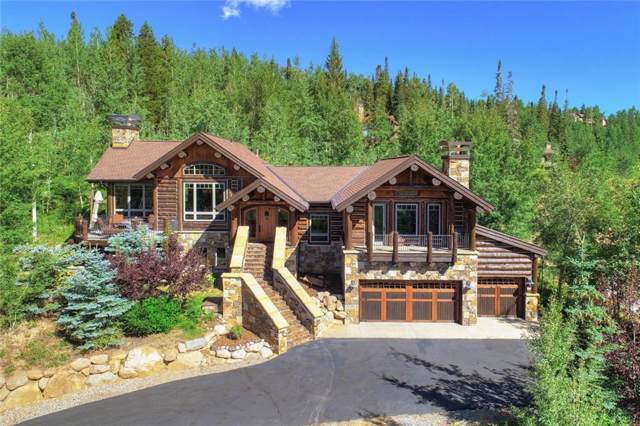 275 Two Cabins Drive, Silverthorne, CO 80498 (MLS #S1015012) :: Dwell Summit Real Estate