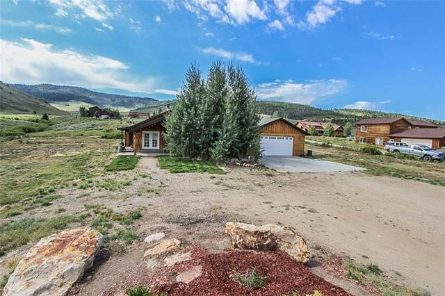 610 County Road 55, Hot Sulphur, CO 80451 (MLS #S1015013) :: Colorado Real Estate Summit County, LLC