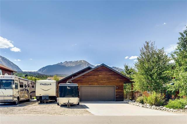 1171 Rainbow Drive, Silverthorne, CO 80498 (MLS #S1015017) :: Dwell Summit Real Estate