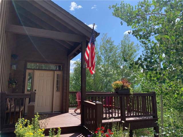 12 Lacy Drive, Silverthorne, CO 80498 (MLS #S1015020) :: Resort Real Estate Experts
