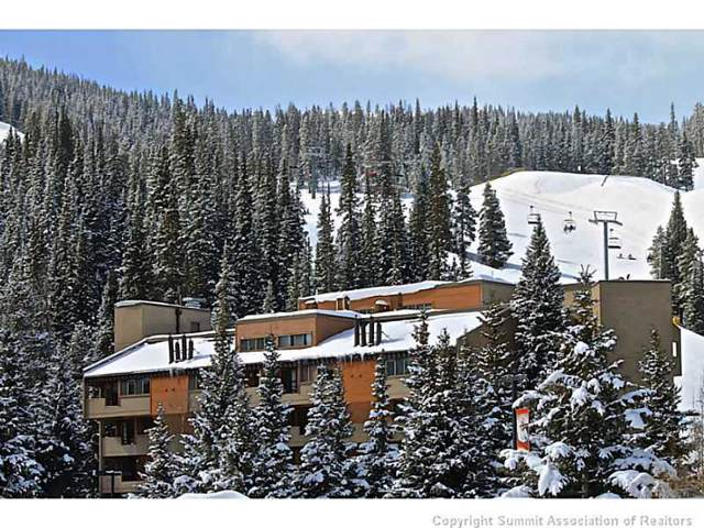 168 Ten Mile Circle #191, Copper Mountain, CO 80443 (MLS #S1015027) :: Resort Real Estate Experts