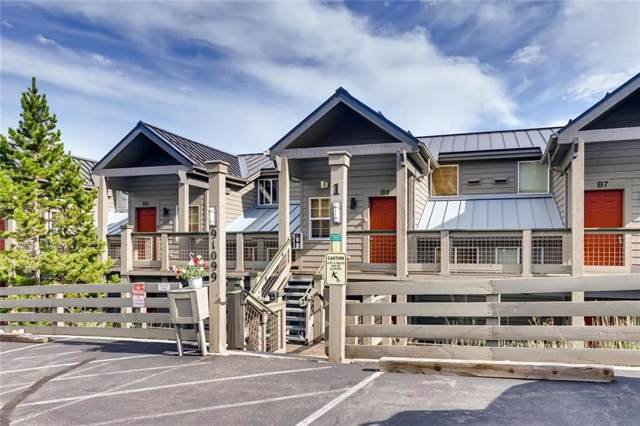 91099 Ryan Gulch Road A5, Silverthorne, CO 80498 (MLS #S1015031) :: Resort Real Estate Experts