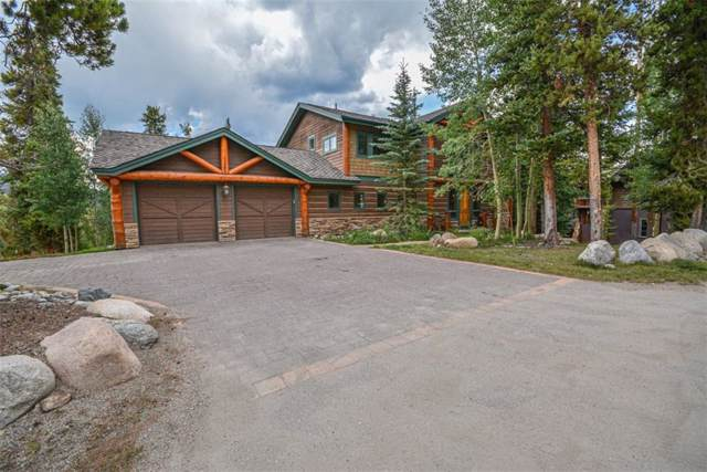 102 Goldenview Drive, Breckenridge, CO 80424 (MLS #S1015032) :: Resort Real Estate Experts
