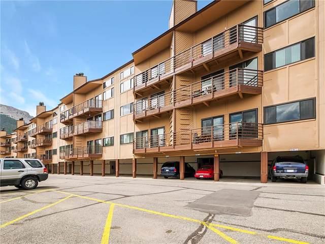 9825 Ryan Gulch Road B108, Wildernest, CO 80498 (MLS #S1015036) :: Colorado Real Estate Summit County, LLC