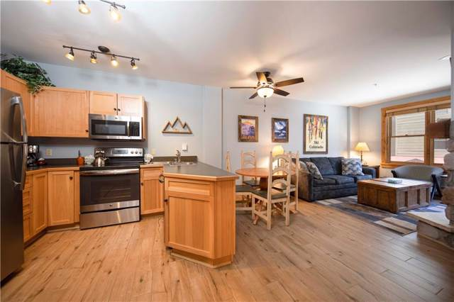 100 Dercum Square #8329, Keystone, CO 80435 (MLS #S1015044) :: Colorado Real Estate Summit County, LLC
