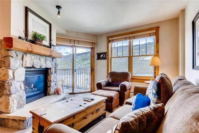 100 Dercum Square #8383, Keystone, CO 80435 (MLS #S1015049) :: Colorado Real Estate Summit County, LLC