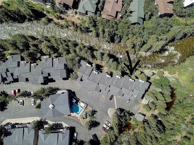 203 Creekside Drive #203, Frisco, CO 80443 (MLS #S1015054) :: Colorado Real Estate Summit County, LLC