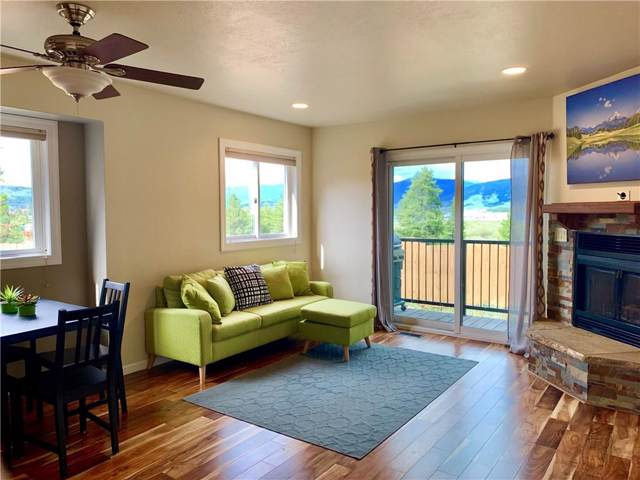907 Frisco Street 907-A, Frisco, CO 80443 (MLS #S1015079) :: Colorado Real Estate Summit County, LLC