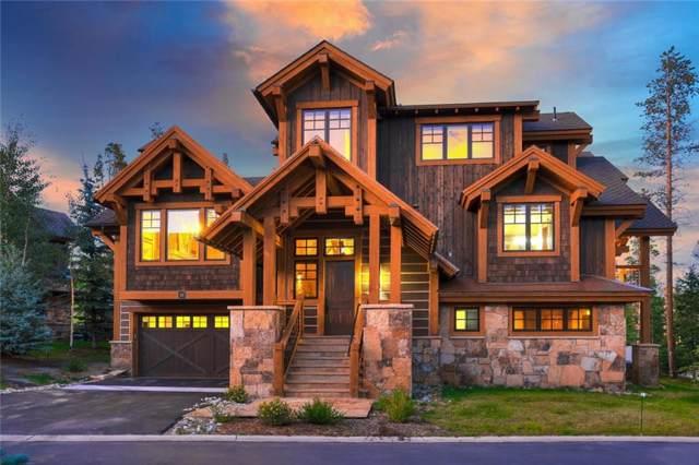 24 Regent Drive, Breckenridge, CO 80424 (MLS #S1015112) :: eXp Realty LLC - Resort eXperts