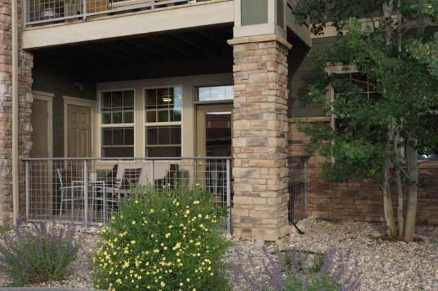 154 Village Rd C-107, Granby, CO 80446 (MLS #S1015117) :: Colorado Real Estate Summit County, LLC