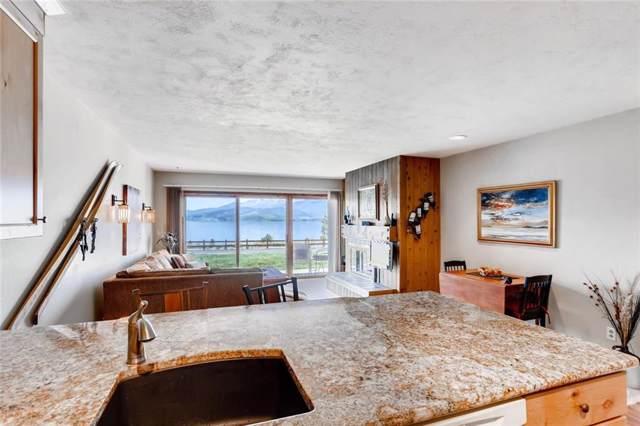 311 W La Bonte St #1 311 W La Bonte St Street #114, Dillon, CO 80435 (MLS #S1015127) :: Colorado Real Estate Summit County, LLC