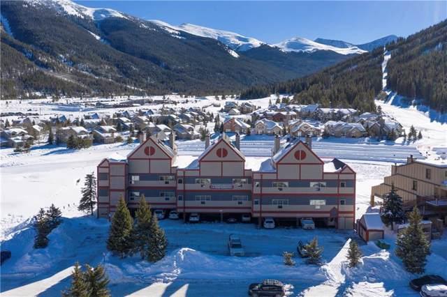 82 Wheeler Circle 218C, Copper Mountain, CO 80443 (MLS #S1015135) :: Colorado Real Estate Summit County, LLC
