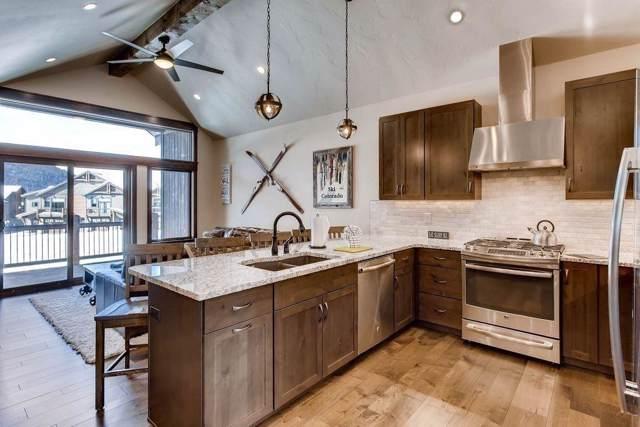 56 Erickson Loop 13B, Keystone, CO 80435 (MLS #S1015213) :: Colorado Real Estate Summit County, LLC