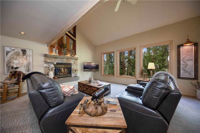 185 Snowberry Way, Dillon, CO 80435 (MLS #S1015216) :: Colorado Real Estate Summit County, LLC
