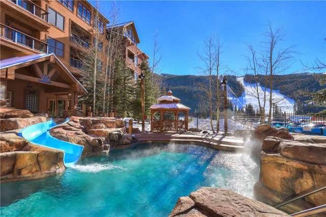 53 Hunkidori Court #8874, Keystone, CO 80435 (MLS #S1015217) :: Colorado Real Estate Summit County, LLC