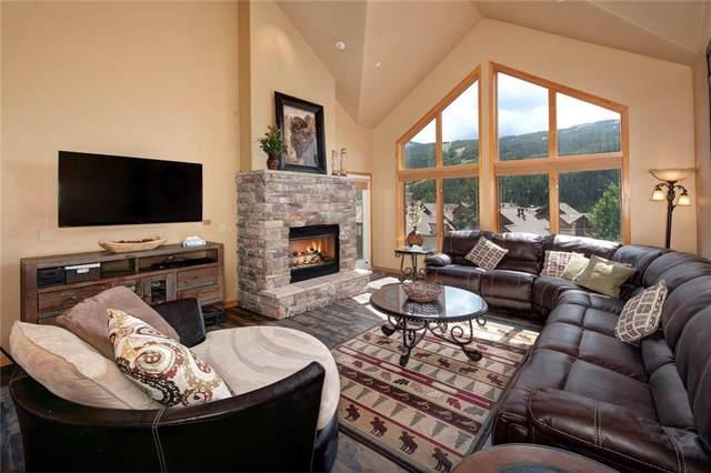 23110 Us Hwy 6 #5095, Keystone, CO 80435 (MLS #S1015220) :: Colorado Real Estate Summit County, LLC