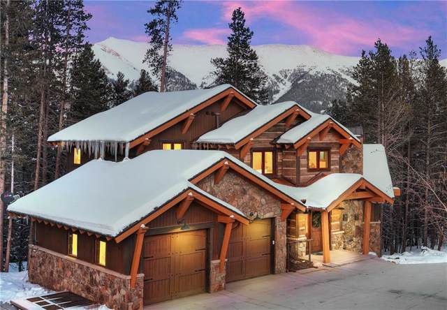 903 Beeler Place, Copper Mountain, CO 80443 (MLS #S1015234) :: Resort Real Estate Experts