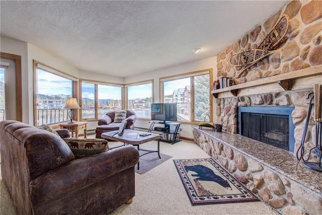 22280 Us Hwy 6 #1714, Keystone, CO 80435 (MLS #S1015237) :: Colorado Real Estate Summit County, LLC