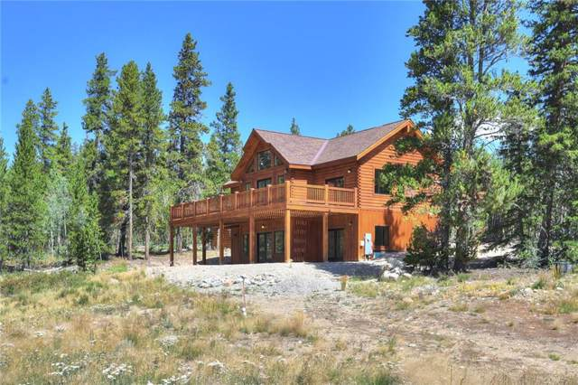 1477 Lakeside Drive, Alma, CO 80420 (MLS #S1015271) :: Colorado Real Estate Summit County, LLC
