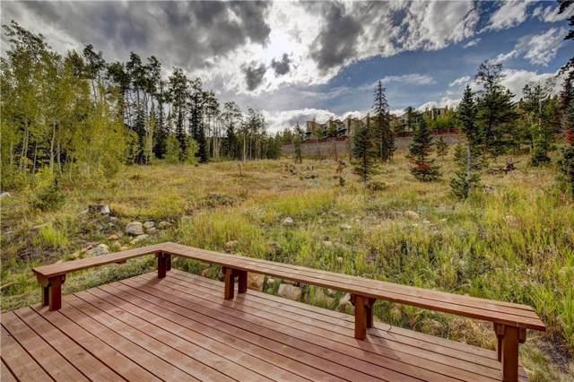 134 Burgundy Circle #134, Silverthorne, CO 80498 (MLS #S1015277) :: Colorado Real Estate Summit County, LLC
