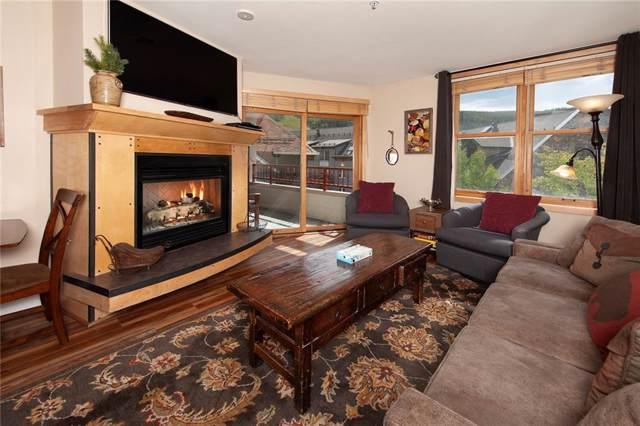 140 Ida Belle Drive #8214, Keystone, CO 80435 (MLS #S1015293) :: Colorado Real Estate Summit County, LLC