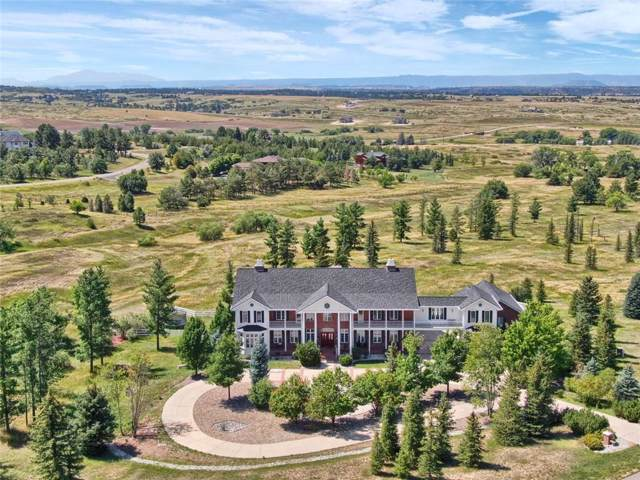 3941 Palmer Ridge Drive, Other, CO 80134 (MLS #S1015299) :: Colorado Real Estate Summit County, LLC
