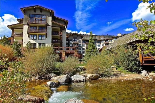 910 Copper Road #510, Copper Mountain, CO 80443 (MLS #S1015313) :: Colorado Real Estate Summit County, LLC