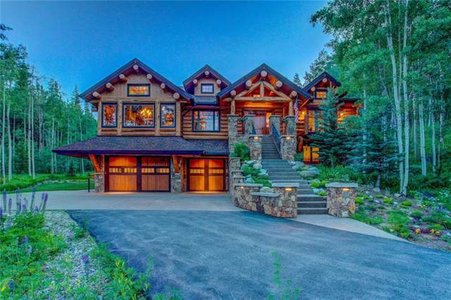 279 Two Cabins Drive, Silverthorne, CO 80498 (MLS #S1015318) :: Colorado Real Estate Summit County, LLC