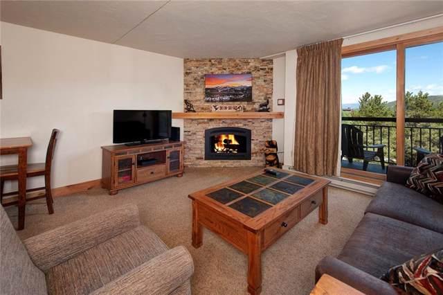 455 Village Road #406, Breckenridge, CO 80424 (MLS #S1015320) :: Colorado Real Estate Summit County, LLC