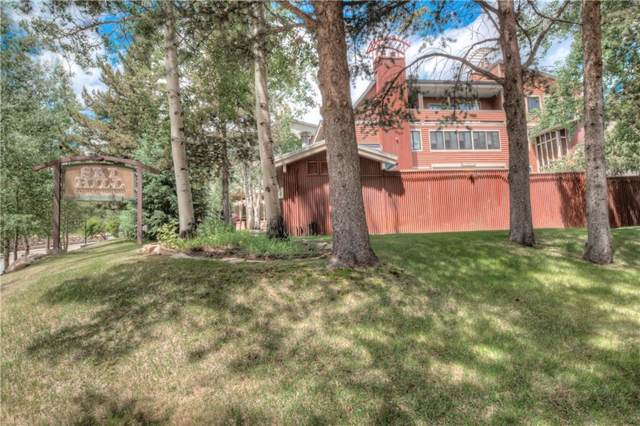 250 Ski Hill Road #33, Breckenridge, CO 80424 (MLS #S1015327) :: Resort Real Estate Experts
