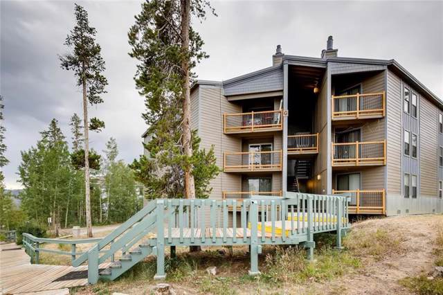 8500 Ryan Gulch Road #301, Silverthorne, CO 80498 (MLS #S1015331) :: Colorado Real Estate Summit County, LLC