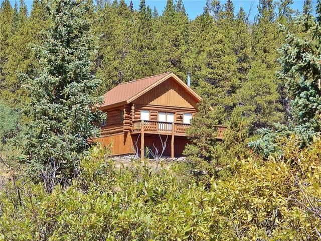 195 Zebulon Court, Fairplay, CO 80440 (MLS #S1015332) :: Colorado Real Estate Summit County, LLC