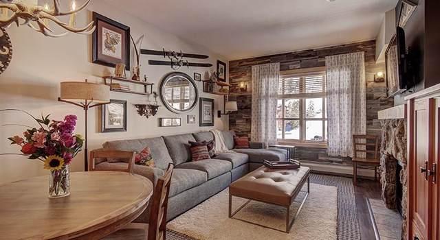 910 Copper Road #521, Copper Mountain, CO 80443 (MLS #S1015334) :: Colorado Real Estate Summit County, LLC