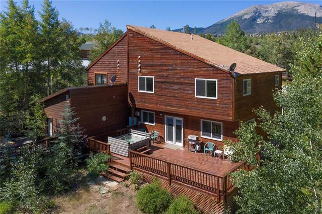 241 North Side Circle, Silverthorne, CO 80498 (MLS #S1015351) :: Colorado Real Estate Summit County, LLC