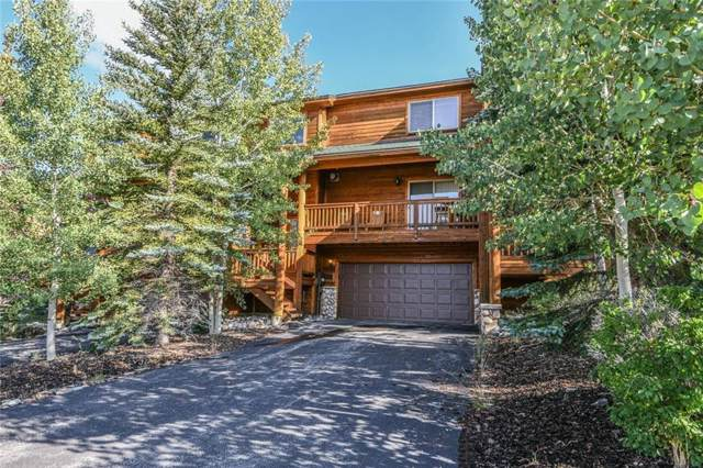 7 Lookout Ridge Drive #7, Dillon, CO 80435 (MLS #S1015354) :: Colorado Real Estate Summit County, LLC