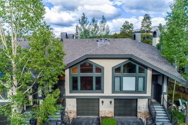 555 S Park Avenue S #6, Breckenridge, CO 80424 (MLS #S1015355) :: Colorado Real Estate Summit County, LLC