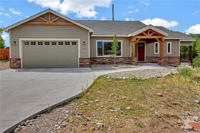 105 Janes Way, Silverthorne, CO 80498 (MLS #S1015358) :: Colorado Real Estate Summit County, LLC
