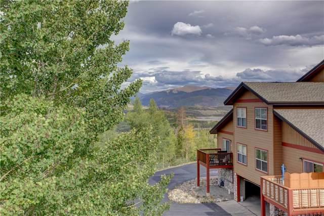 140 Wildernest Court #102, Silverthorne, CO 80498 (MLS #S1015360) :: Colorado Real Estate Summit County, LLC