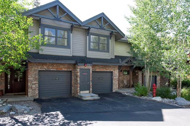 552 Northstar Drive #1958, Keystone, CO 80435 (MLS #S1015365) :: Colorado Real Estate Summit County, LLC