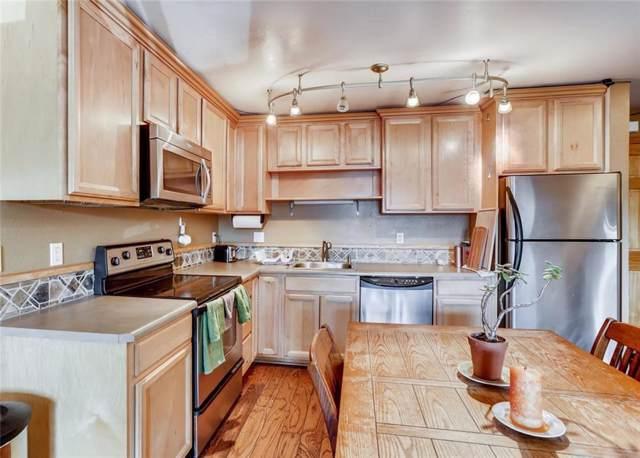 1283 Straight Creek Drive B205, Dillon, CO 80435 (MLS #S1015373) :: Colorado Real Estate Summit County, LLC