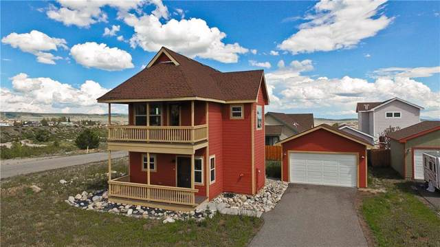 664 Tristan Loop, Fairplay, CO 80440 (MLS #S1015377) :: Colorado Real Estate Summit County, LLC